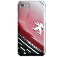 Peugeot Badge  iPhone Case/Skin