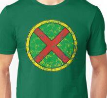 Martian Manhunter - DC Spray Paint Unisex T-Shirt