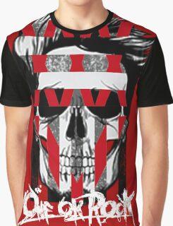 35XXXV - ONE OK ROCK! TAKA!!! Graphic T-Shirt