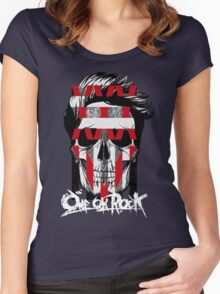35XXXV - ONE OK ROCK! TAKA!!! Women's Fitted Scoop T-Shirt