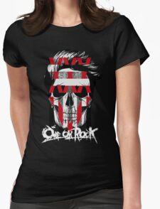 35XXXV - ONE OK ROCK! TAKA!!! Womens Fitted T-Shirt