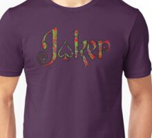 Joker - DC Spray Paint Unisex T-Shirt
