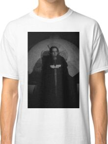 Mordred as Regent of Camelot (B&W) Classic T-Shirt