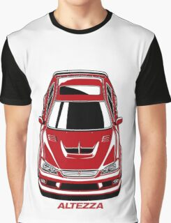 Toyota Altezza (red) Graphic T-Shirt