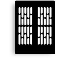 Star Wars: Light Panels Canvas Print