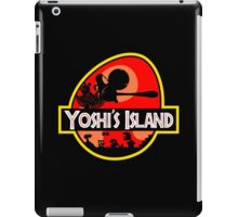 Jurassic Park - Yoshi's Island iPad Case/Skin