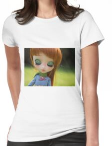 Miss Pepper Womens Fitted T-Shirt