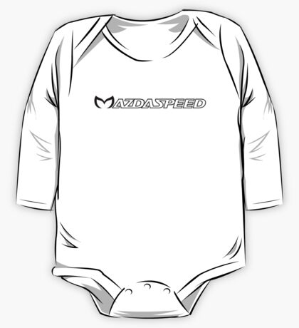 Mazdapeed One Piece - Long Sleeve