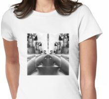 Jacuzzi City Womens Fitted T-Shirt