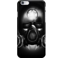 Metal Apocalypse - Black and White iPhone Case/Skin
