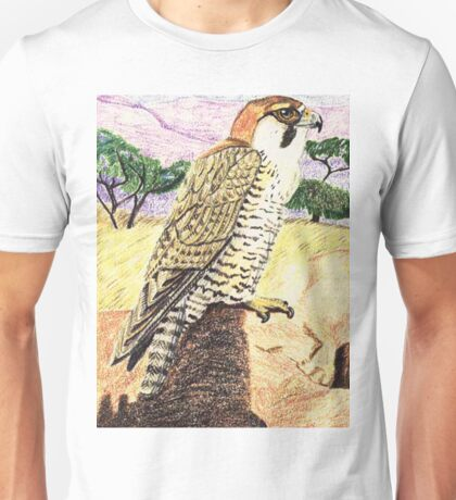 Barbary Falcon Unisex T-Shirt
