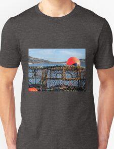 Crab Pots At The Harbour T-Shirt