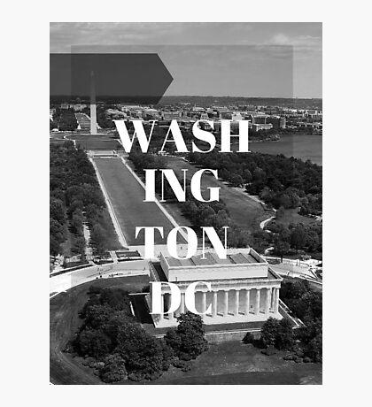 City Series (Washington DC) Photographic Print