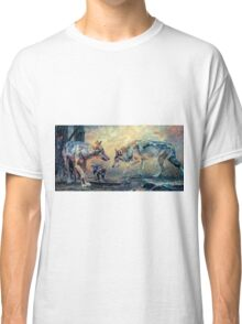 The Wolf Family Classic T-Shirt