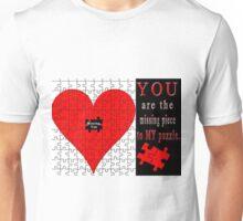 *MISSING PIECE APPAREL* Unisex T-Shirt
