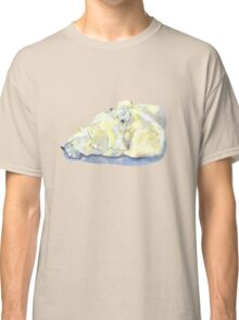 polar bear and young bear Classic T-Shirt