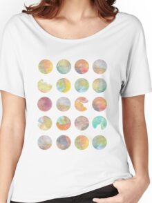 Colored World Women's Relaxed Fit T-Shirt