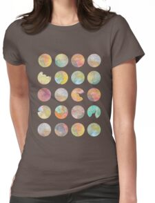 Colored World Womens Fitted T-Shirt