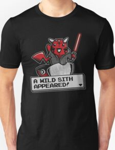 Pikachu Of Sith Unisex T-Shirt