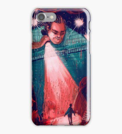 Behind the Scenes iPhone Case/Skin