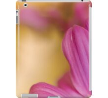 Touch of Pink. For Mary iPad Case/Skin
