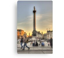 Trafalgar Square Canvas Print
