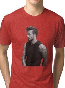 David Beckham Tri-blend T-Shirt