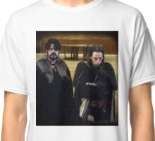 Mordred and Agravaine at Camelot Classic T-Shirt