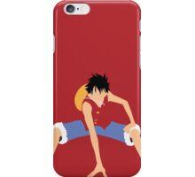 Monkey D Luffy One Piece iPhone Case/Skin