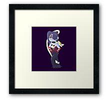 Skullgirls - Squigly Framed Print