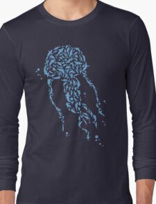 La Méduse, Jellyfish Long Sleeve T-Shirt