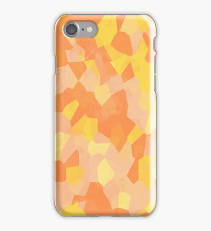 Prefer Orange iPhone Case/Skin
