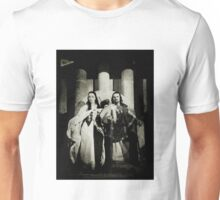 In happier days: King Arthur and Anna  Unisex T-Shirt