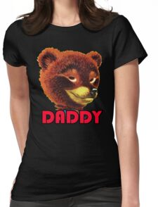 daddy bear Womens Fitted T-Shirt