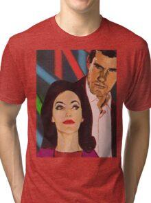 Dynamic duo Tri-blend T-Shirt