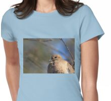 Gentle Dove Womens Fitted T-Shirt