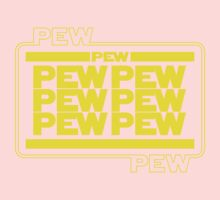 PEWPEW One Piece - Long Sleeve