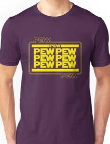 PEWPEW Unisex T-Shirt