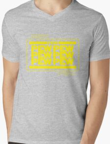PEWPEW Mens V-Neck T-Shirt