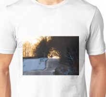 Winter Walk Unisex T-Shirt