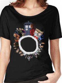 Multiphandom  Women's Relaxed Fit T-Shirt