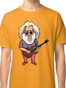 Jerry Garcia (The Grateful Dead) Classic T-Shirt