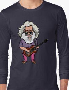 Jerry Garcia (The Grateful Dead) Long Sleeve T-Shirt