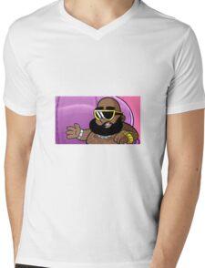 Rick Ross Mens V-Neck T-Shirt
