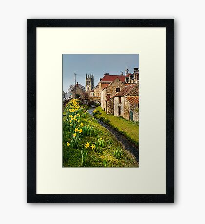 Helmsley North York Moors Framed Print