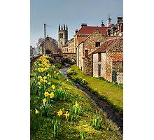Helmsley North York Moors Photographic Print