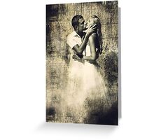 Gothic Passion Greeting Card