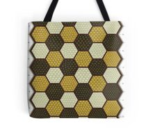 Hexes Chess game board Tote Bag