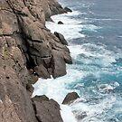 Rocky Coast by phil decocco