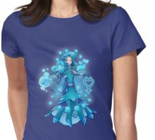 Mercury Power Womens Fitted T-Shirt